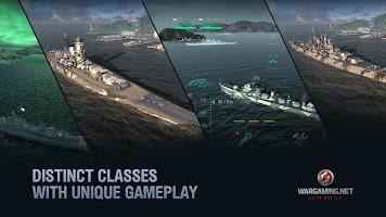 Screenshot 2: World of Warships Blitz: Gunship Action War Game