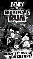 Screenshot 1: Bendy in Nightmare Run