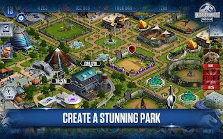 Screenshot 3: Jurassic World™: The Game