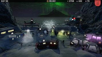 Screenshot 1: Xenowerk Tactics