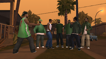 Screenshot 3: Grand Theft Auto: San Andreas