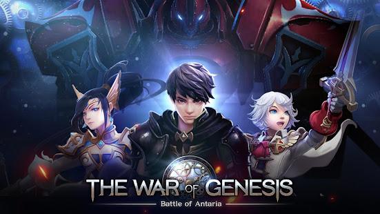 The War of Genesis : 배틀오브안타리아