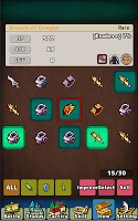 Screenshot 3: BattleDNA [AutoBattle RPG]