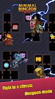 Screenshot 4: 미니멀 던전 RPG
