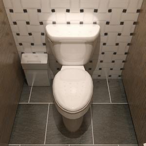 Icon: Escape game: Restroom. -Restaurant edition-