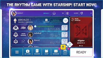 Screenshot 1: SuperStar STARSHIP