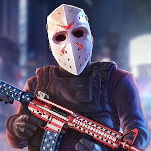 Icon: Armed Heist: 銀行 槍戰遊戲 - 史詩 射擊遊戲
