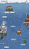 Screenshot 4: Doodle Jump Christmas Special