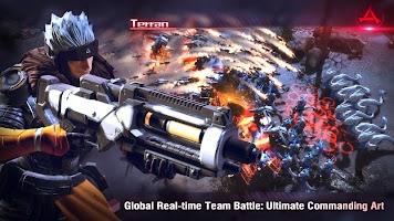 Screenshot 1: Art of War: Red Tides (Global)