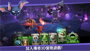 Screenshot 2: 戰鬥手牌