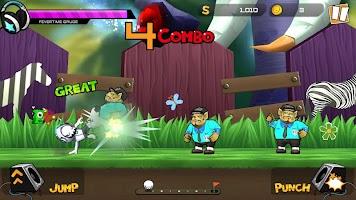 Screenshot 4: Beat Run:Skull in Zombie World