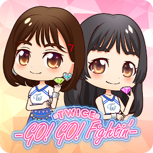Icon: 트와이스 GO GO Fighting