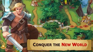 Screenshot 2: Braveland Heroes