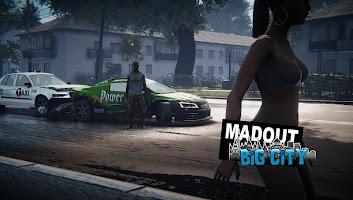 Screenshot 1: MadOut2 BigCityOnline
