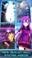 Screenshot 1: Guardian Girls: Astral Battle - Bullet Hell Shmup