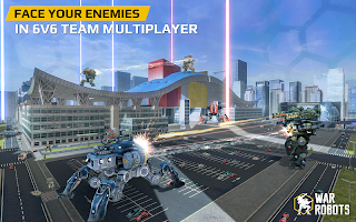 Screenshot 4: War Robots