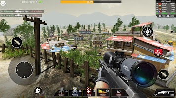 Screenshot 3: Bullet Strike : Battlegrounds