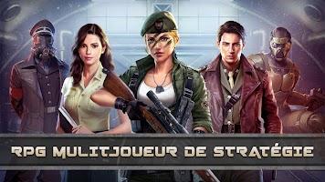 Screenshot 2: Z Day: Guerre des Armée   MMO de Stratégie