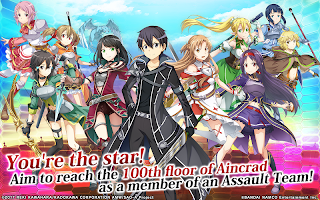 Screenshot 1: Sword Art Online: Integral Factor | Global