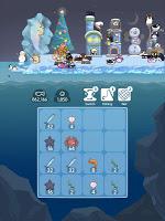 Screenshot 3: ペンギン島のパズル