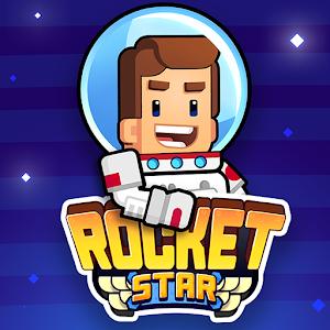 Icon: 火箭之星:太空工廠大亨
