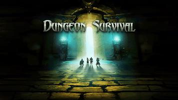 Screenshot 1: Dungeon Survival - Endless maze