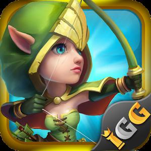 Icon: Castle Clash: Age of Legends