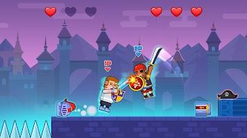 Screenshot 2: 搖擺戰鬥騎士