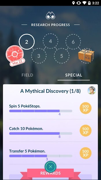Screenshot 3: Pokémon GO/ Pokemon GO