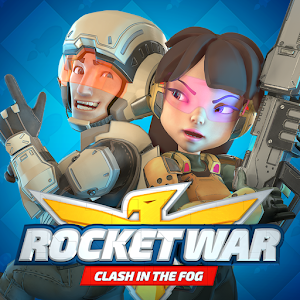 Icon: Rocket War: Clash in the Fog - Mad Rocket Phase2