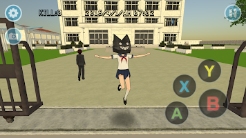 Screenshot 4: High School Simulator GirlA BT