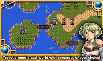 Screenshot 3: RPG Crystareino