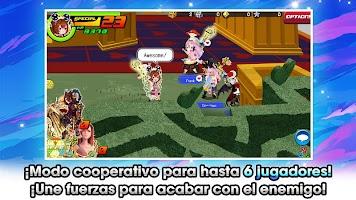 Screenshot 4: KINGDOM HEARTS Union χ[Cross]   Inglés