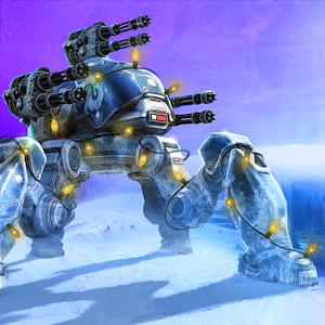 Icon: 戰爭機器人