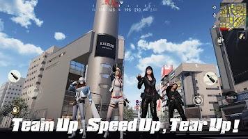 Screenshot 4: Knives Out-Tokyo Royale