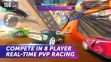 Screenshot 1: Hot Wheels Infinite Loop