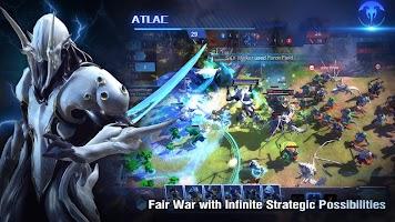 Screenshot 2: Art of War: Red Tides (Global)