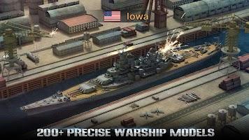 Screenshot 3: Sea of War