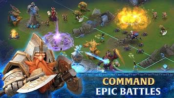 Screenshot 1: Arcane Showdown - Battle Arena