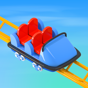 Icon: Idle Roller Coaster