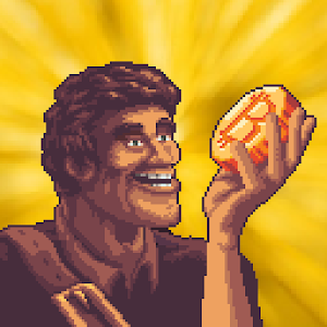 Icon: BitcoinMiner - Platformer Game
