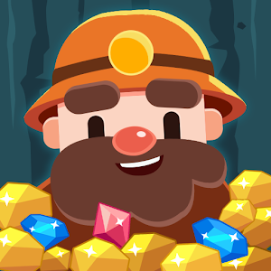 Icon: Diamond Miner: Treasure Digger!!