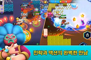Screenshot 4: Heroes' Strike - 3v3 Moba Brawl Shooter