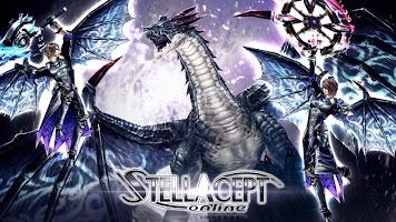 Screenshot 1: RPGステラセプトオンライン
