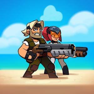Icon: Bombastic Brothers:動作射擊和跑酷遊戲