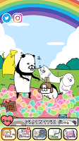 Screenshot 2: パンダと犬 どこでも犬かわいーぬ
