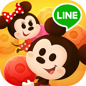 Icon: LINE: Disney Toy Company
