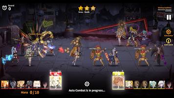 Screenshot 1: NightZero: 永遠持續著夜晚的世界