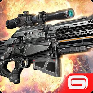Icon: 熾熱狙擊