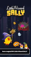 Screenshot 1: Little Wizard Sally